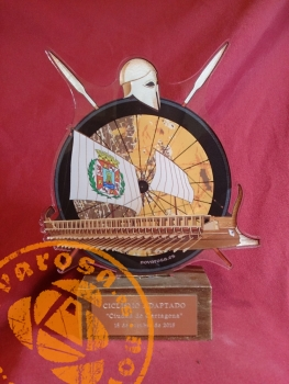 Diseño Copa de España Ciclismo Adaptado