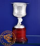 Copa de orfebrería en baño de plata - Pádel