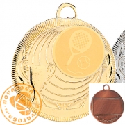 Medal - Golden SKU: Z15-6481-0-KSG