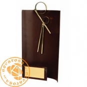 Brass design figure - Rhythmic Gymnastics
