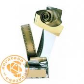 Brass design figure - Photography