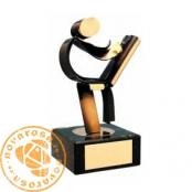 Brass design figure - Bobbin Lace