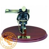 Brass design figure - Truck Driver
