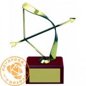 Brass design figure - Zodiac Signs - Sagittarius