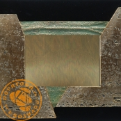 Resin design plate