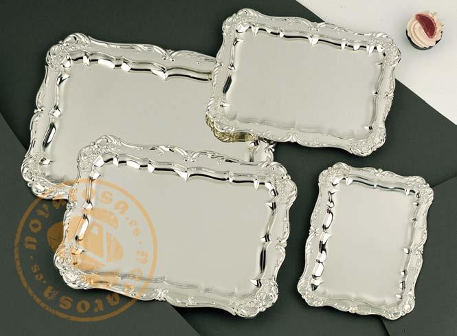 23e6955fdb4 Catálogo de Bandejas de Plata de Ley | Tienda de Bandejas de Plata ...
